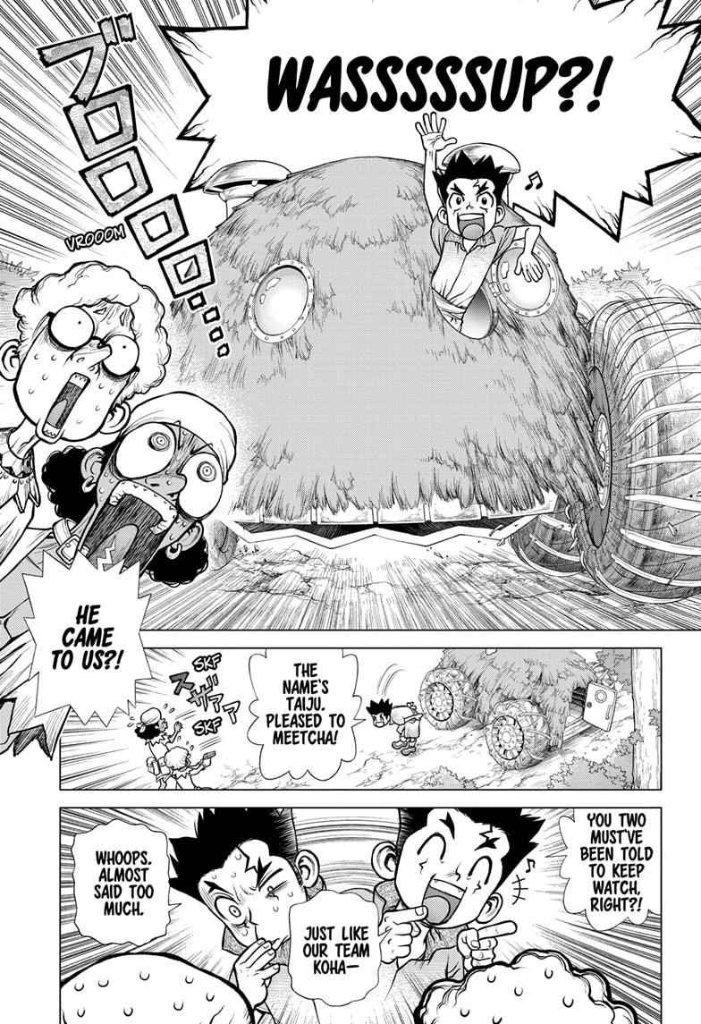 Dr. Stone Chapter 162 Page 9