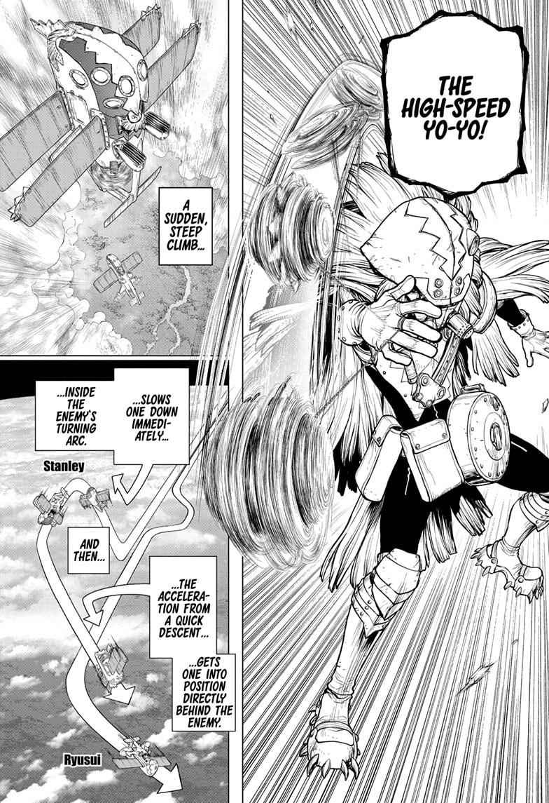Dr. Stone Chapter 164 Page 10