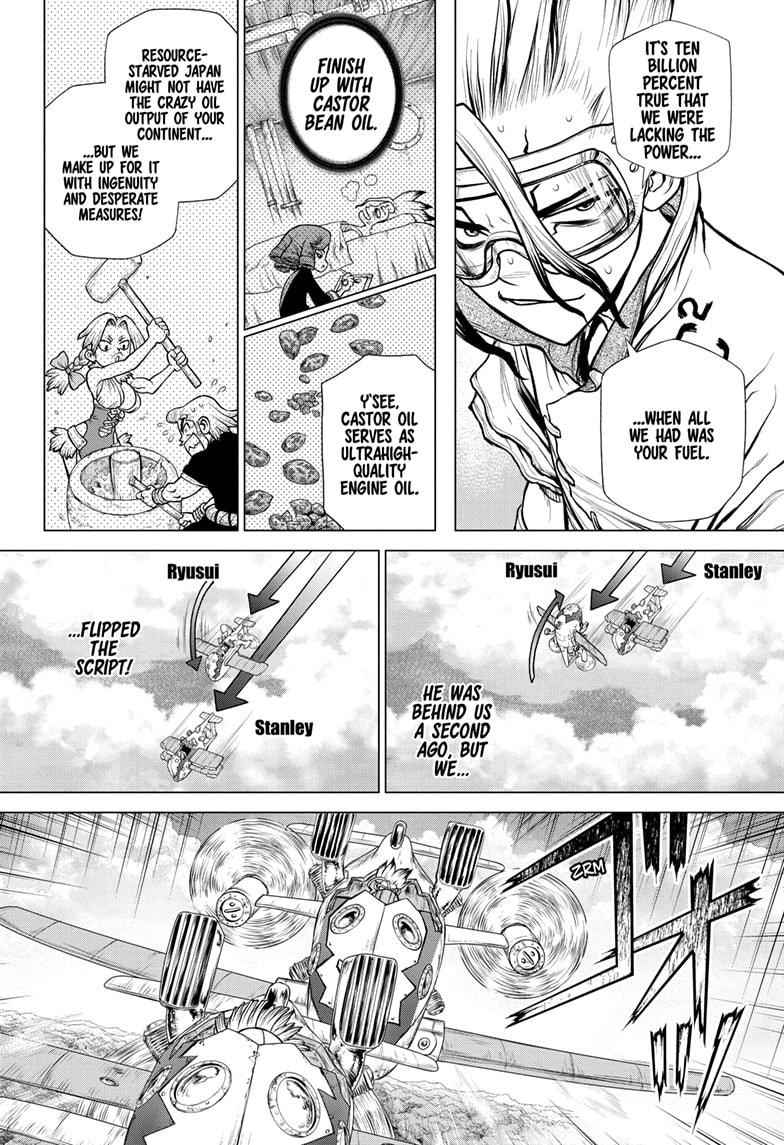 Dr. Stone Chapter 164 Page 15