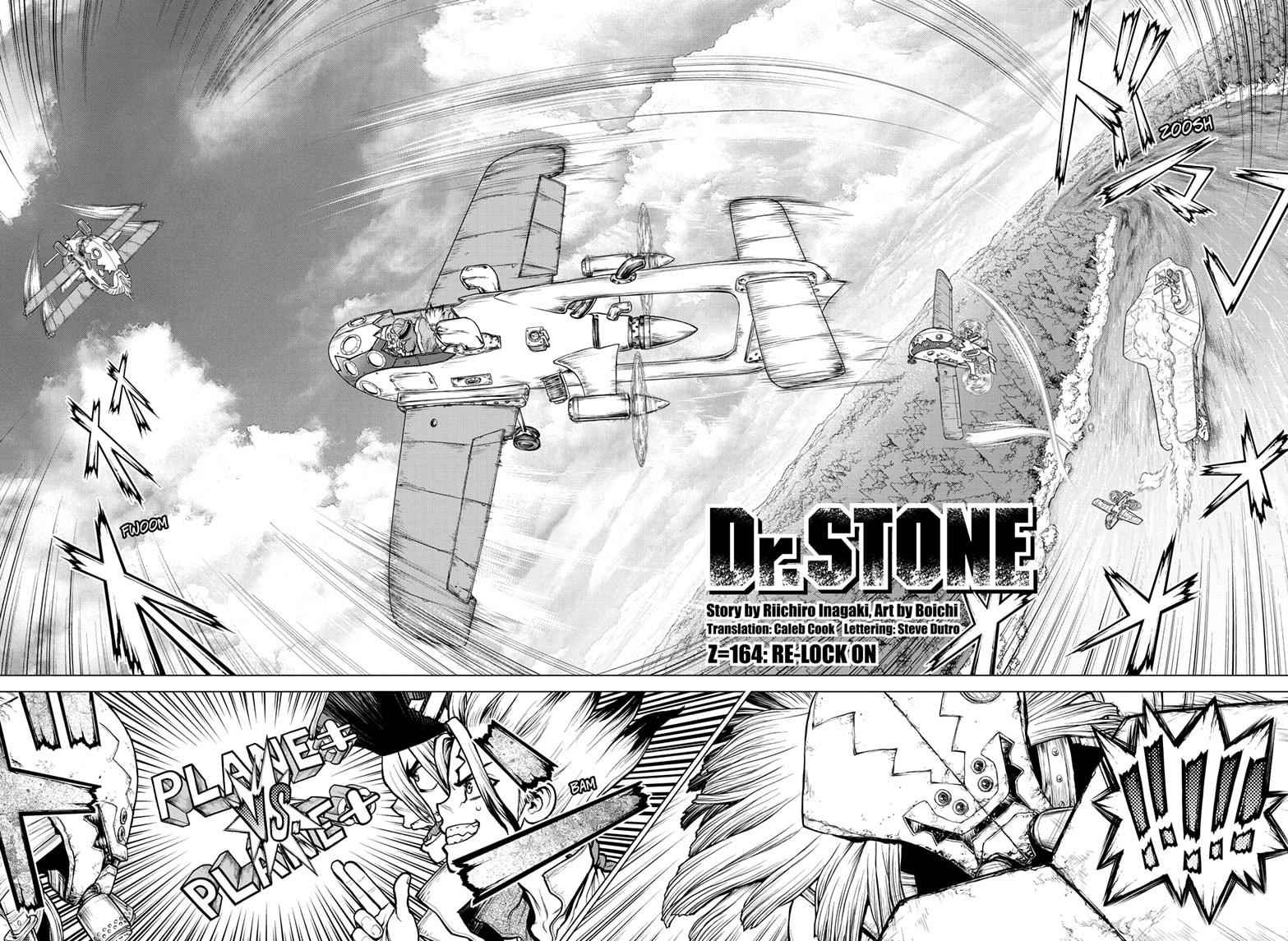 Dr. Stone Chapter 164 Page 2