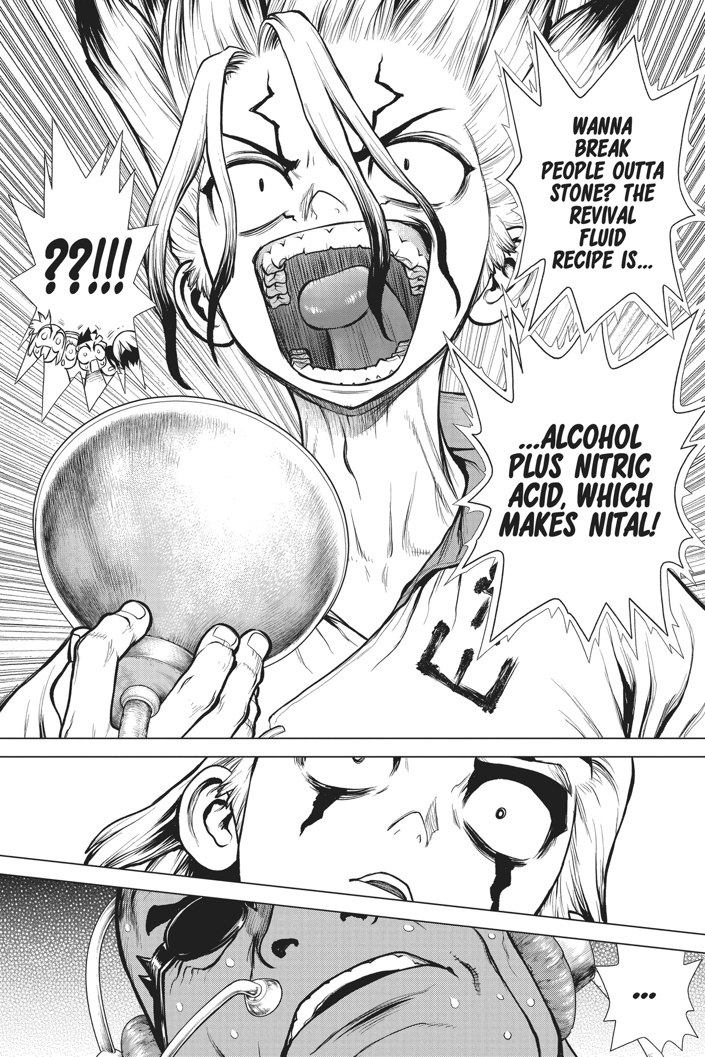 Dr. Stone Chapter 168 Page 17