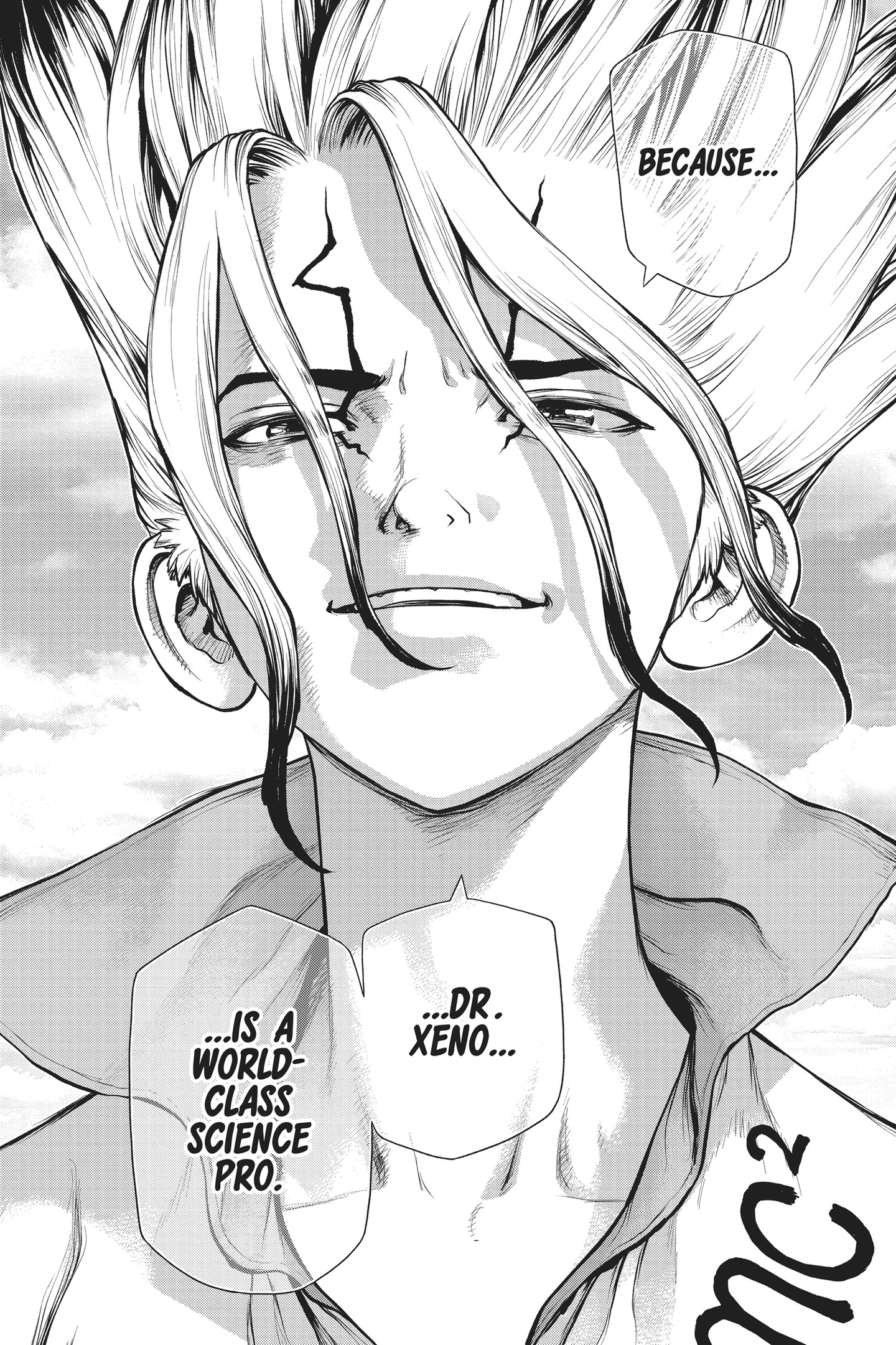 Dr. Stone Chapter 168 Page 6