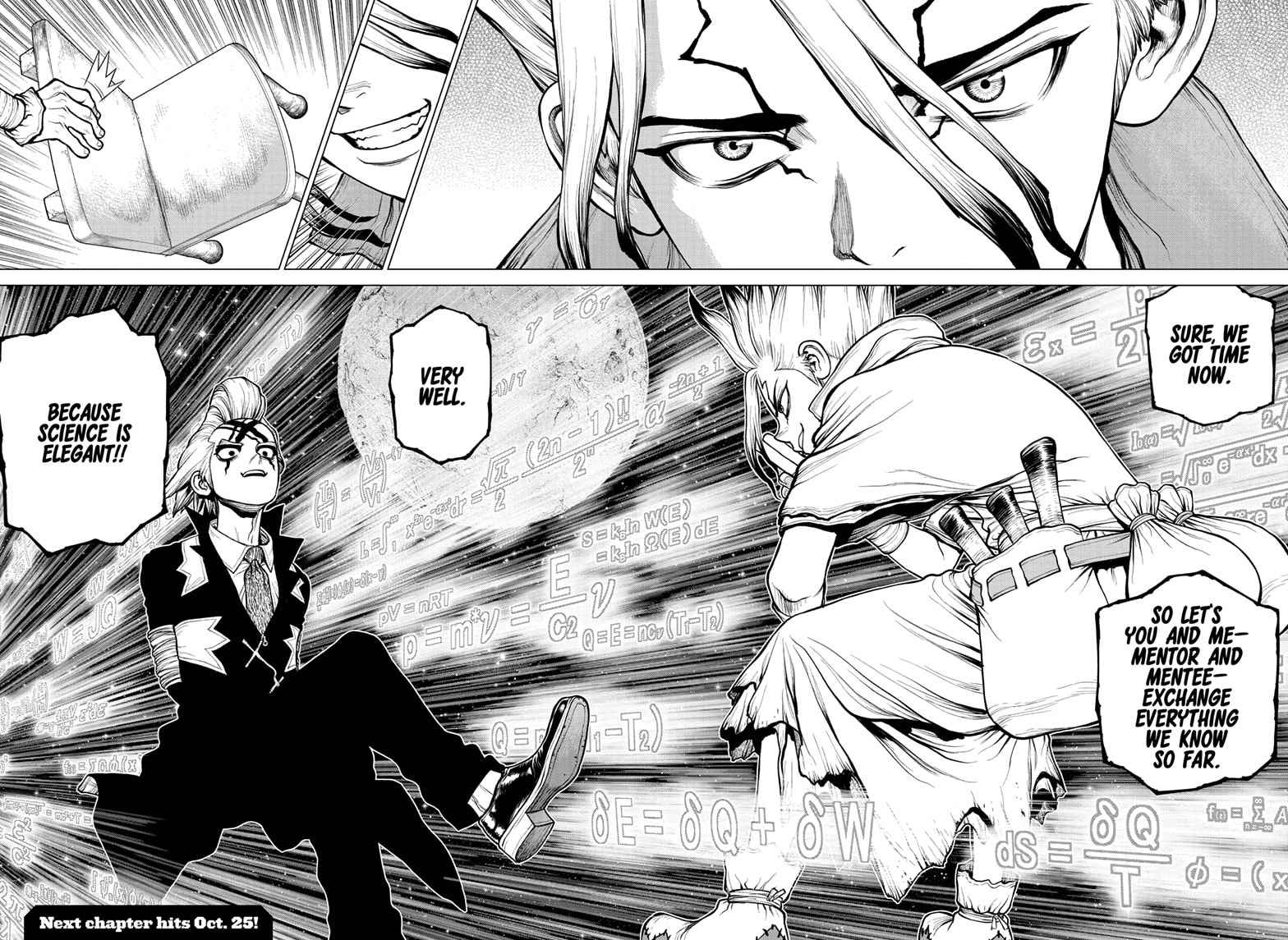 Dr. Stone Chapter 170 Page 16