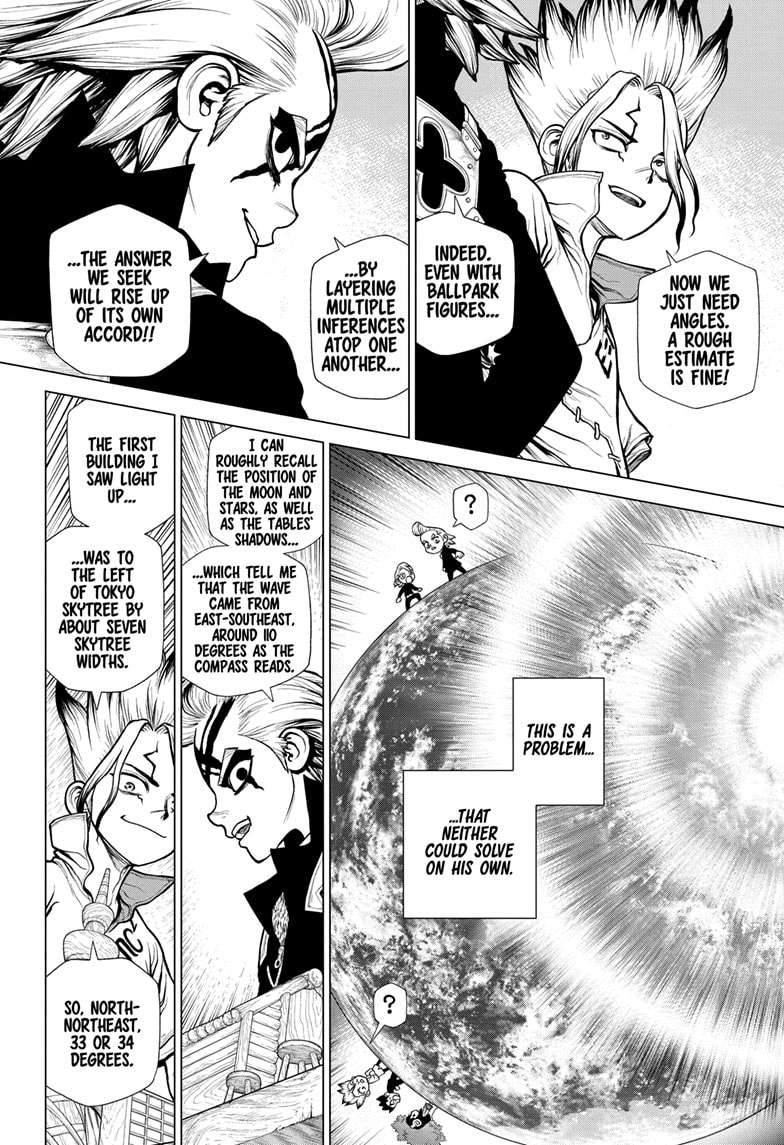 Dr. Stone Chapter 171 Page 16