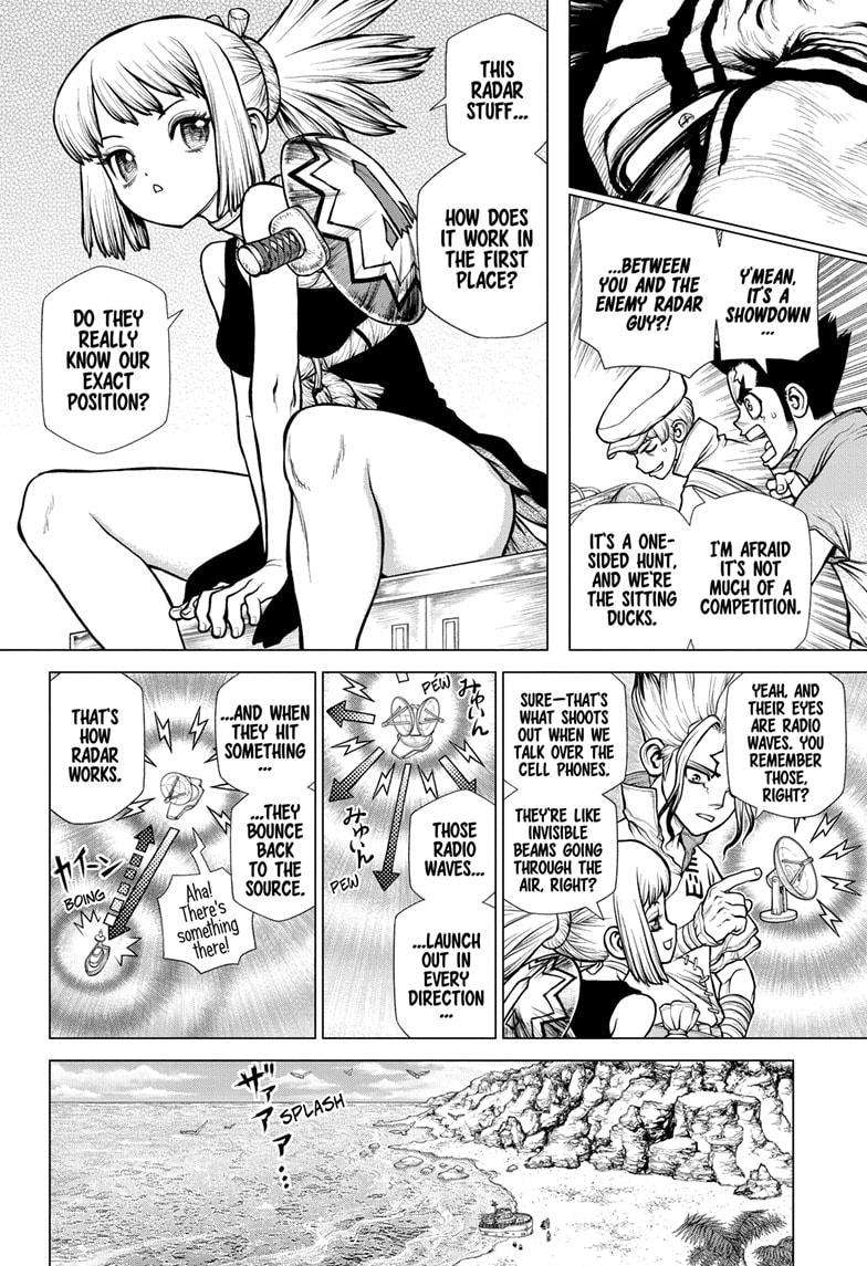 Dr. Stone Chapter 173 Page 11