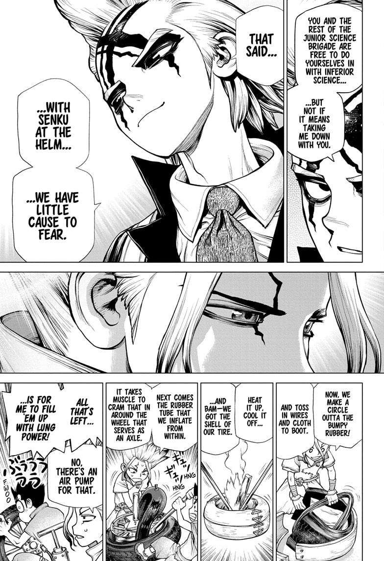 Dr. Stone Chapter 175 Page 5