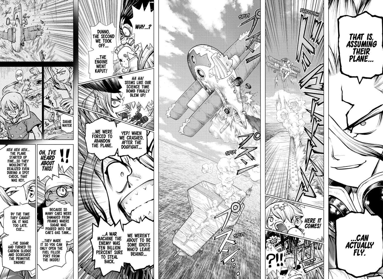 Dr. Stone Chapter 176 Page 11