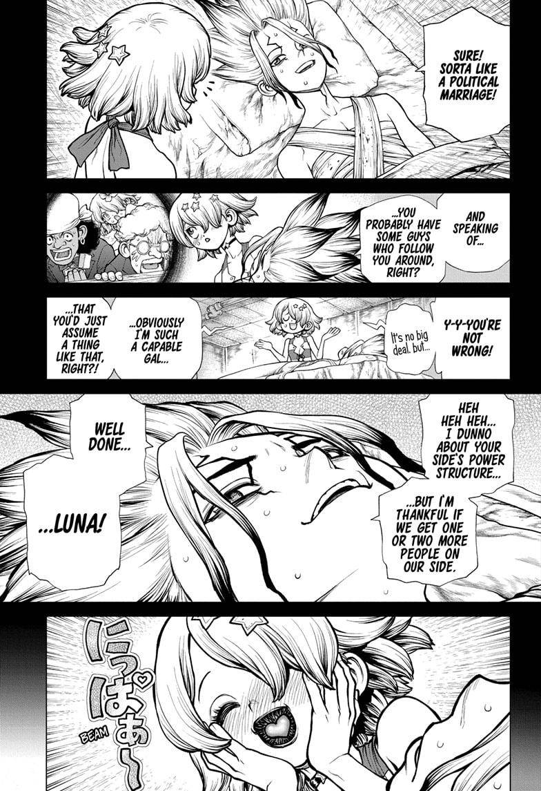 Dr. Stone Chapter 178 Page 13