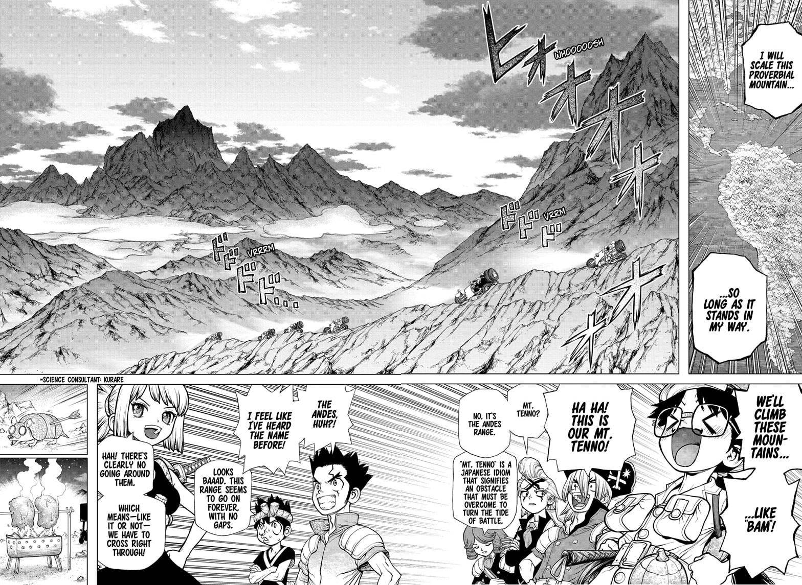Dr. Stone Chapter 178 Page 5