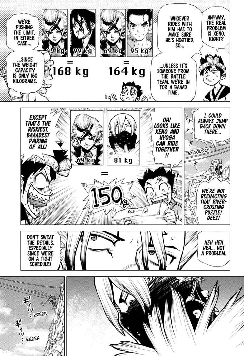 Dr. Stone Chapter 179 Page 9
