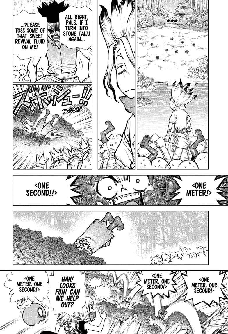 Dr. Stone Chapter 181 Page 5