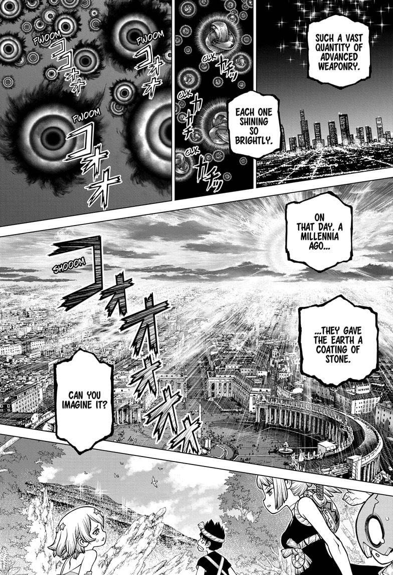 Dr. Stone Chapter 181 Page 7