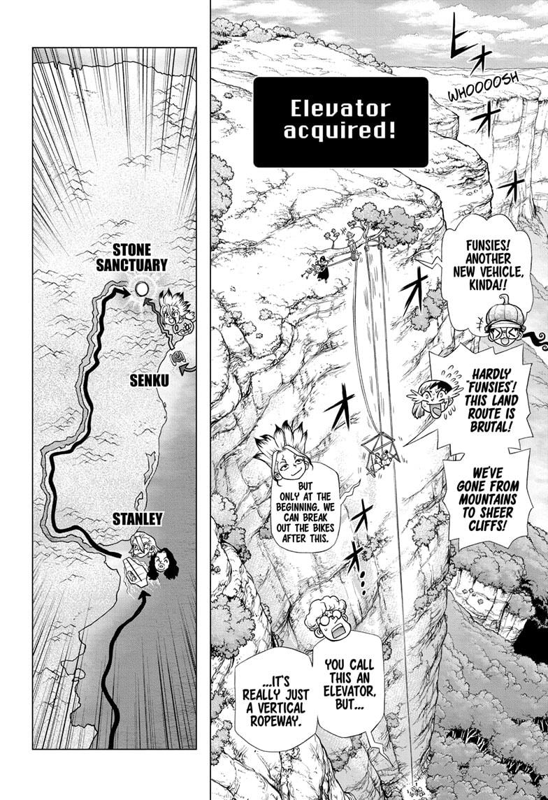 Dr. Stone Chapter 183 Page 14