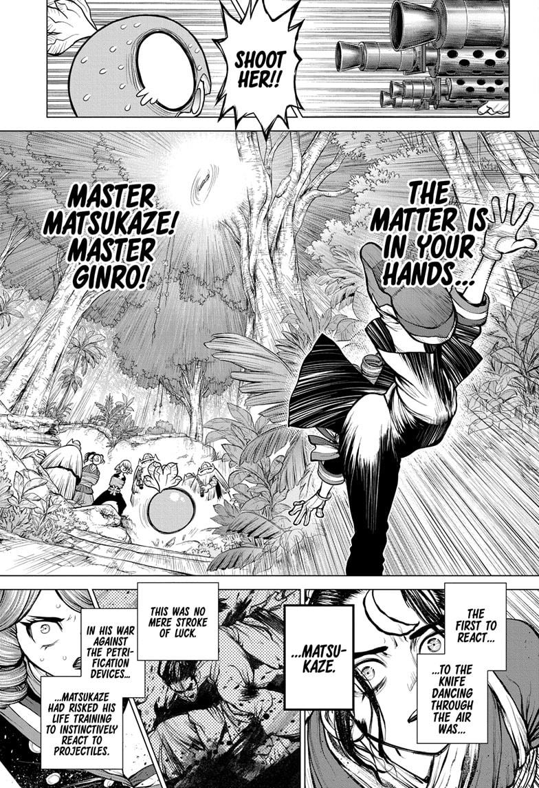 Dr. Stone Chapter 186 Page 5