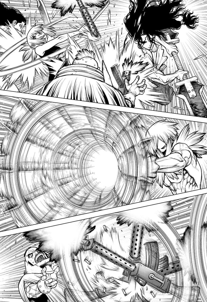 Dr. Stone Chapter 188 Page 2
