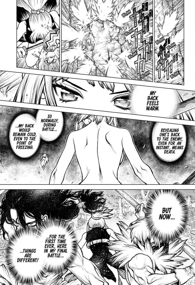 Dr. Stone Chapter 188 Page 3