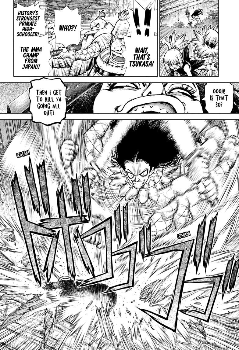 Dr. Stone Chapter 188 Page 6