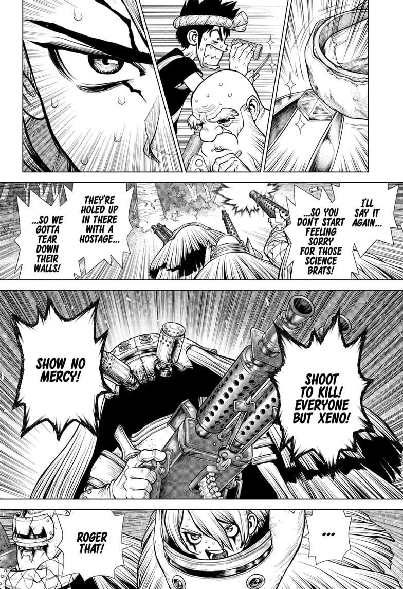 Dr. Stone Chapter 189 Page 13