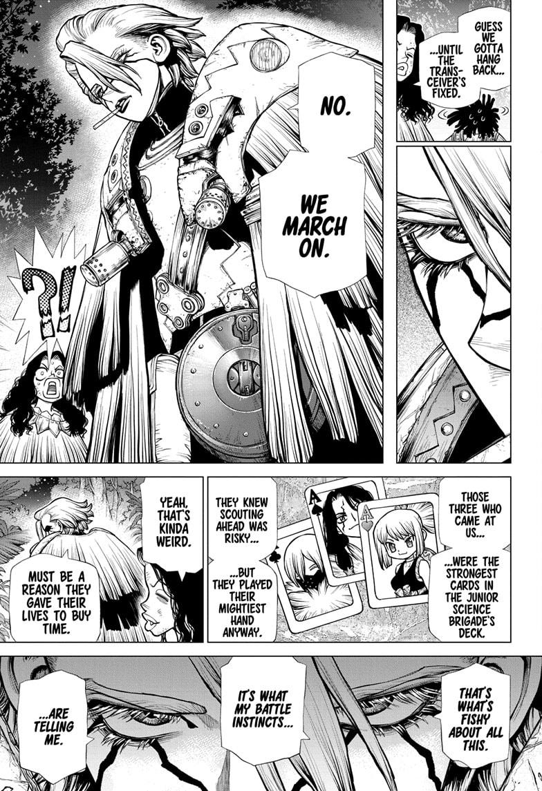 Dr. Stone Chapter 189 Page 6