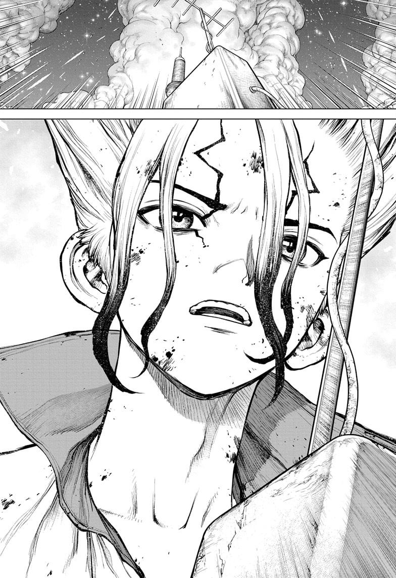 Dr. Stone Chapter 190 Page 15