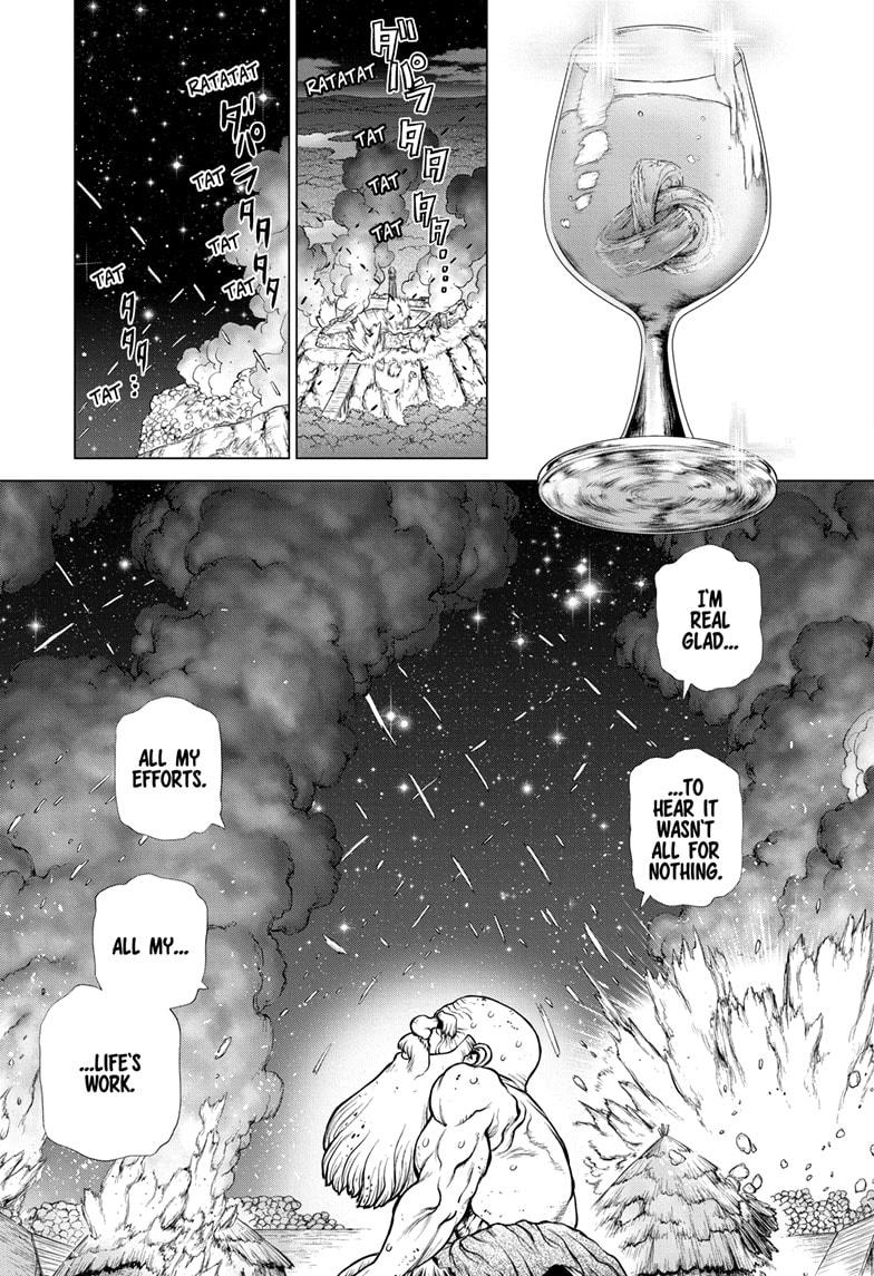 Dr. Stone Chapter 190 Page 9
