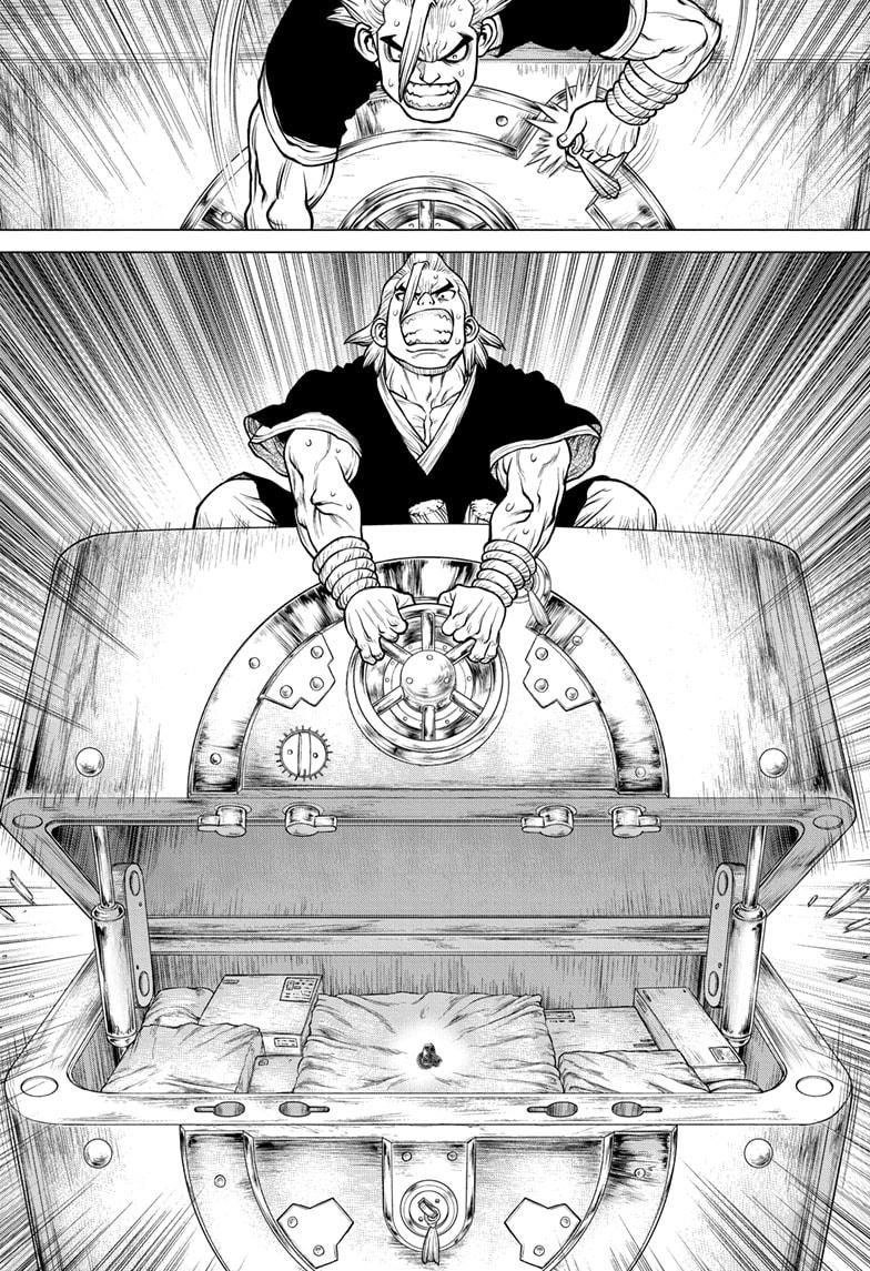 Dr. Stone Chapter 191 Page 9