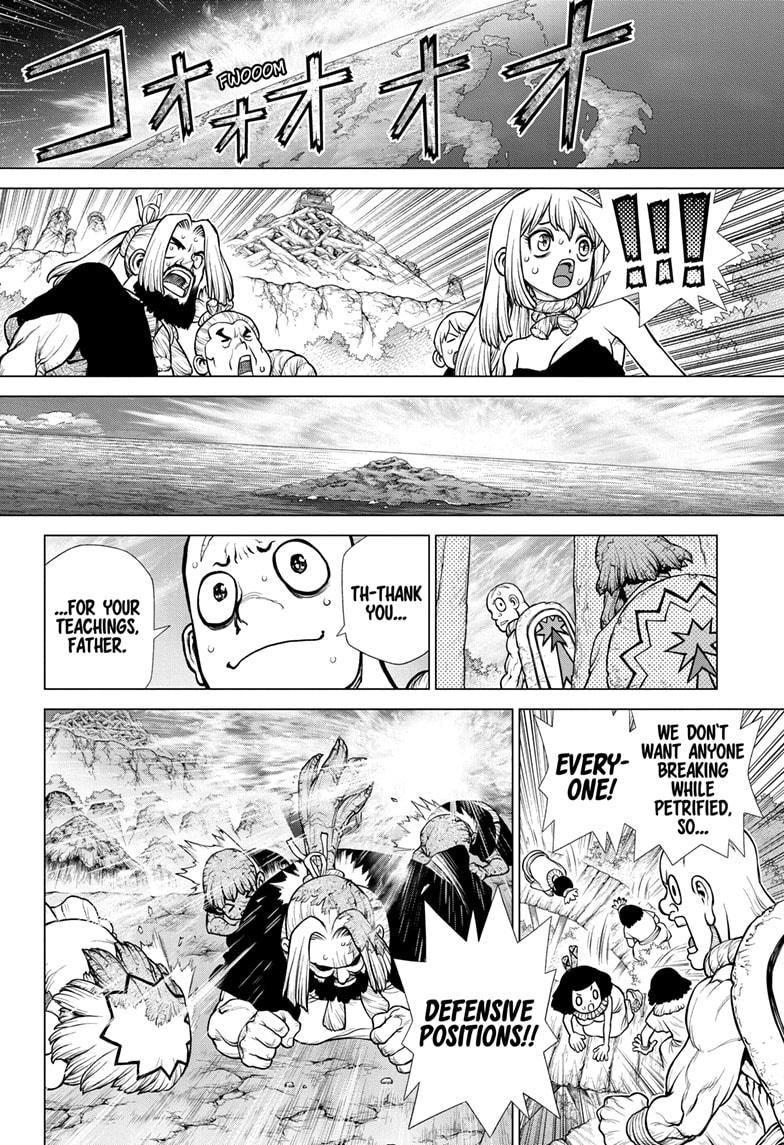 Dr. Stone Chapter 193 Page 11