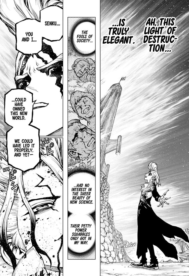Dr. Stone Chapter 193 Page 3