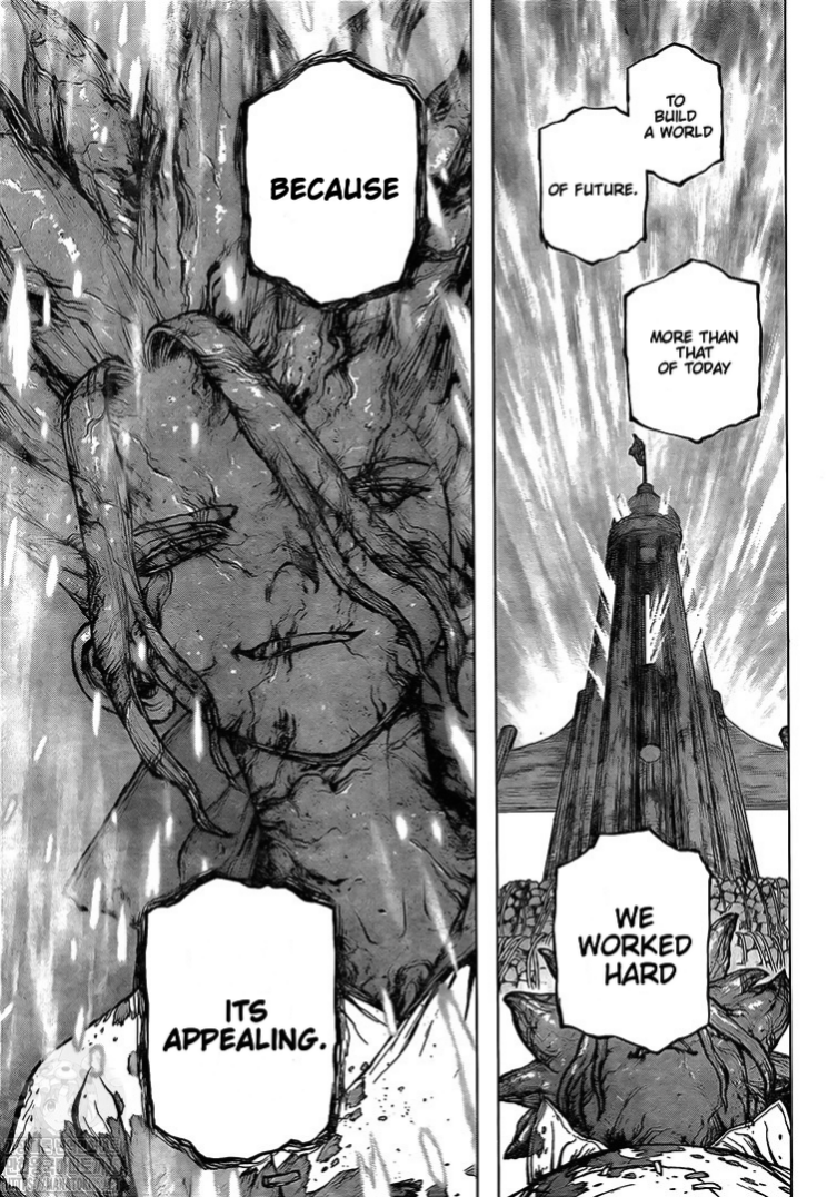 Dr. Stone Chapter 193 Page 7