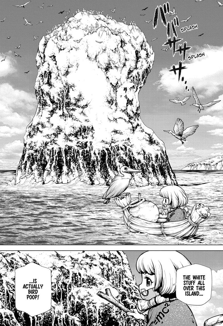 Dr. Stone Chapter 196 Page 10