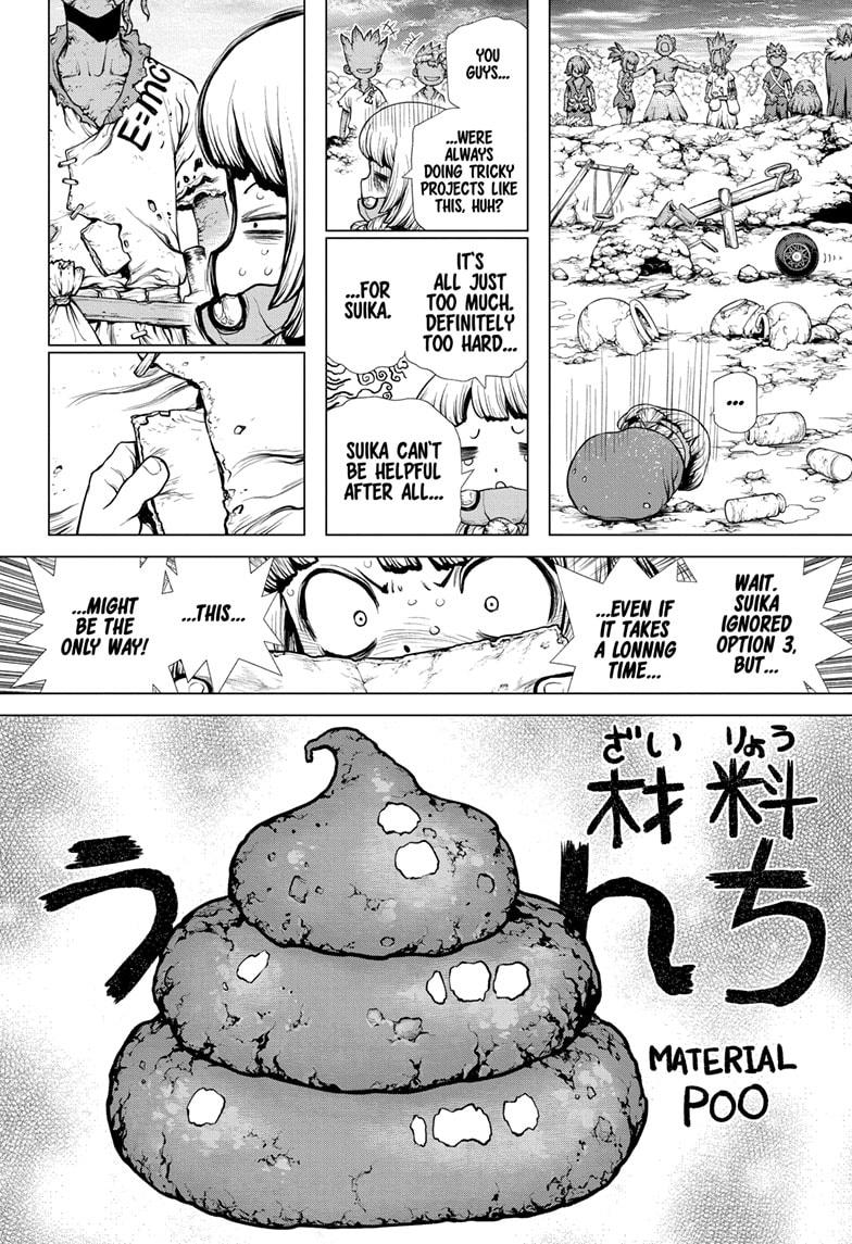 Dr. Stone Chapter 196 Page 7
