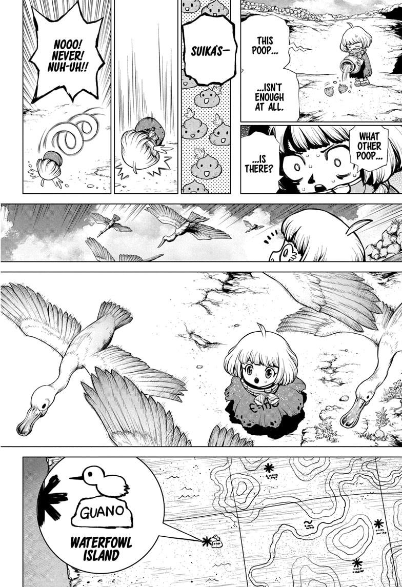 Dr. Stone Chapter 196 Page 9