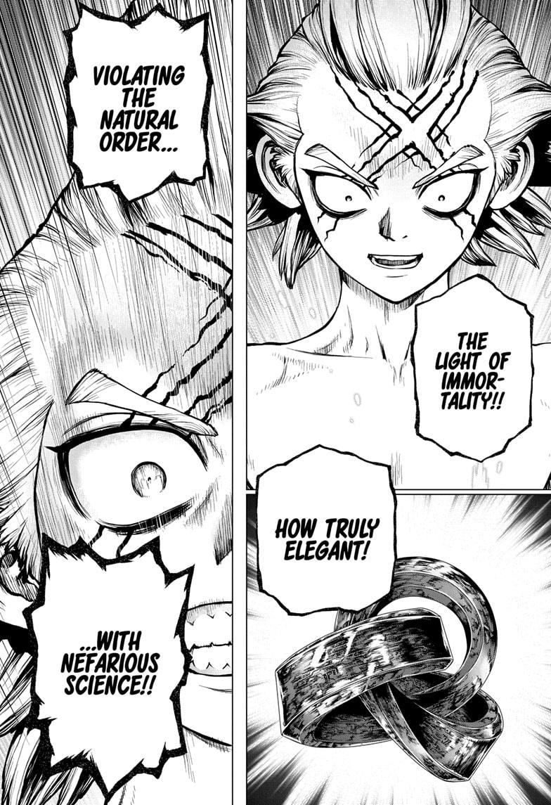Dr. Stone Chapter 198 Page 6