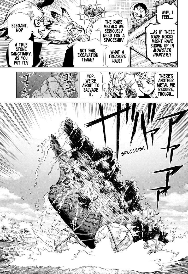 Dr. Stone Chapter 199 Page 5