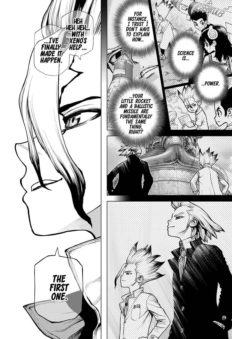 Dr. Stone Chapter 203 Page 15