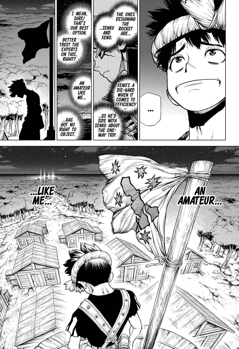 Dr. Stone Chapter 210 Page 10
