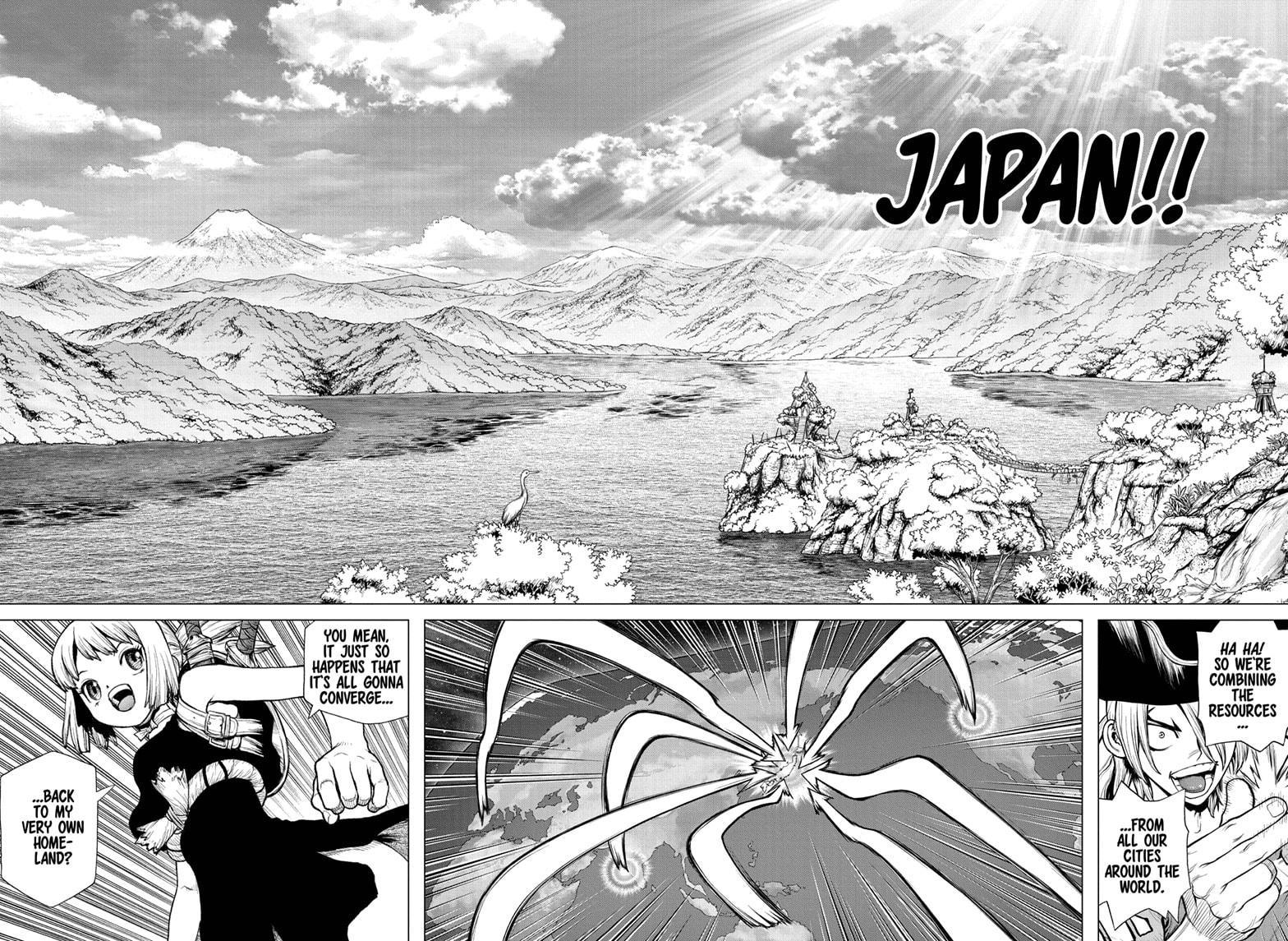 Dr. Stone Chapter 210 Page 6