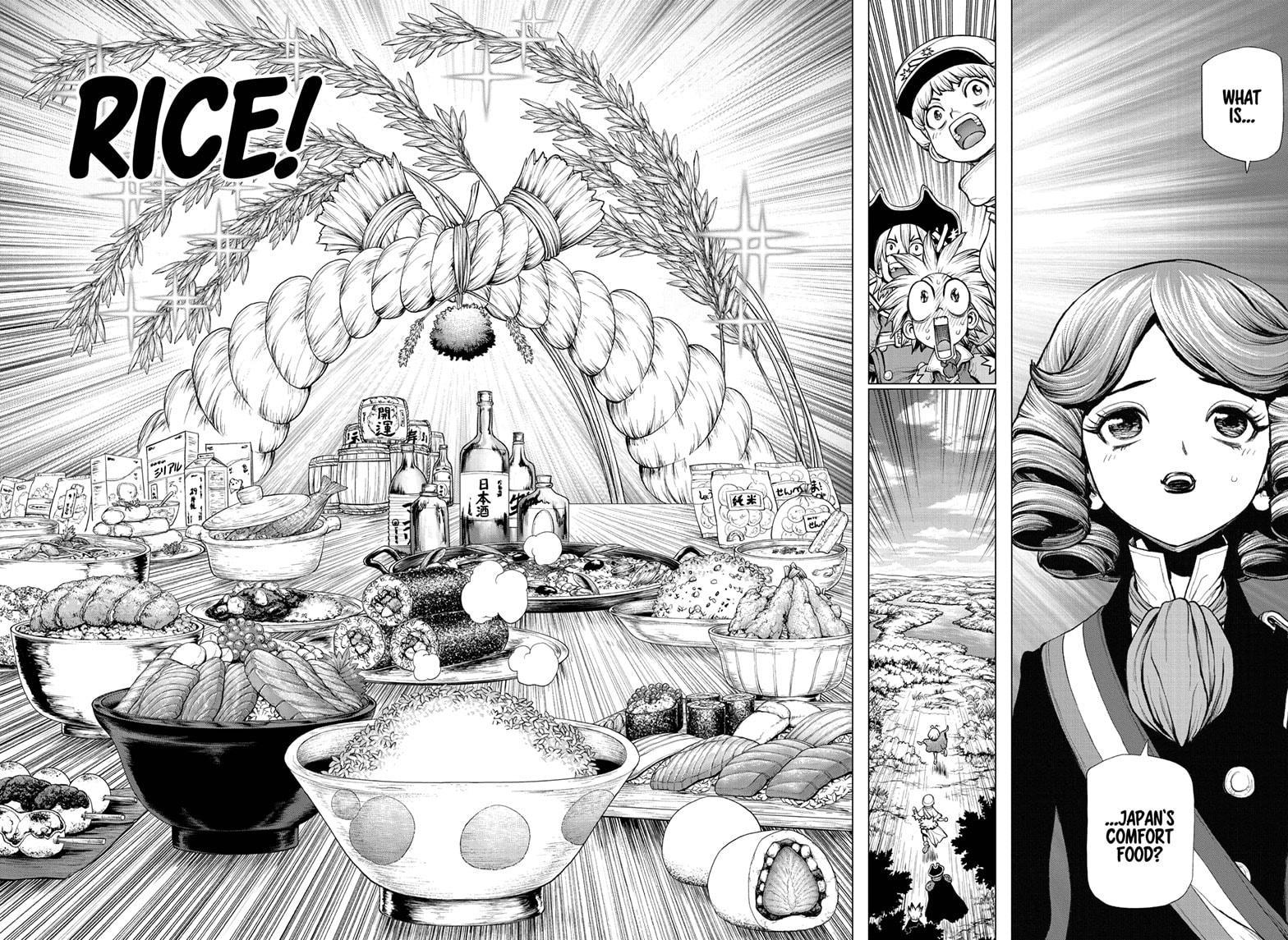 Dr. Stone Chapter 211 Page 7