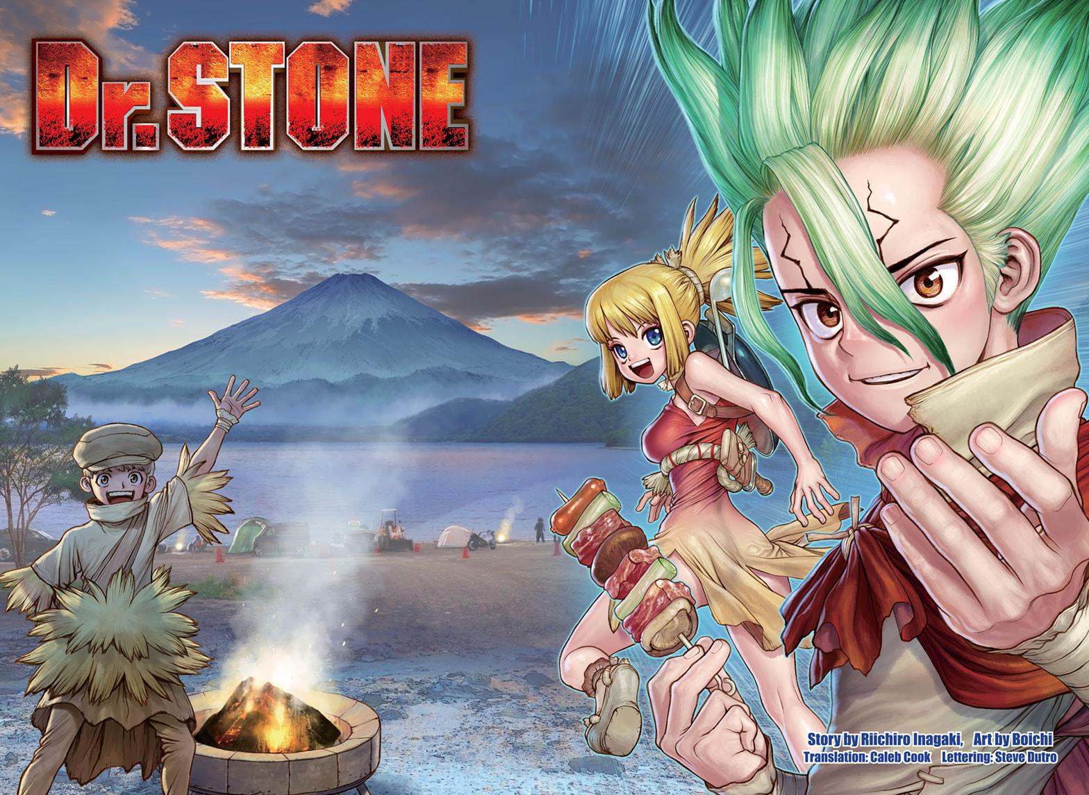 Dr. Stone Chapter 212 Page 2