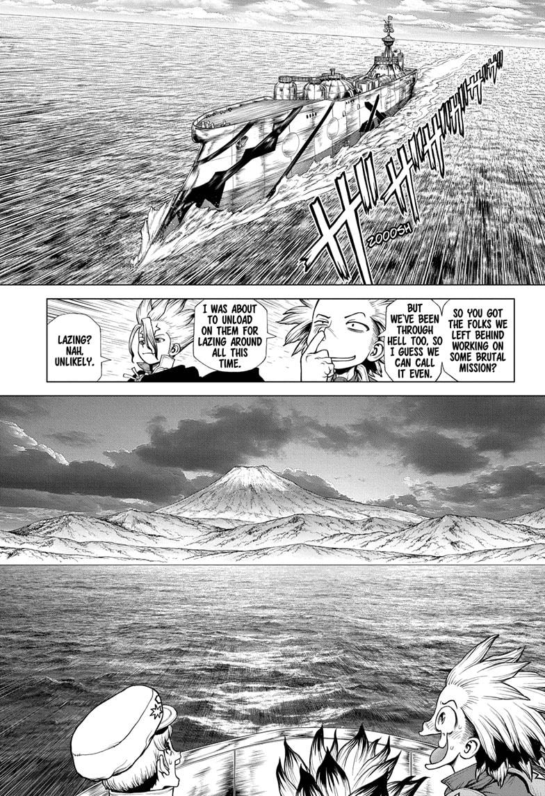 Dr. Stone Chapter 212 Page 6