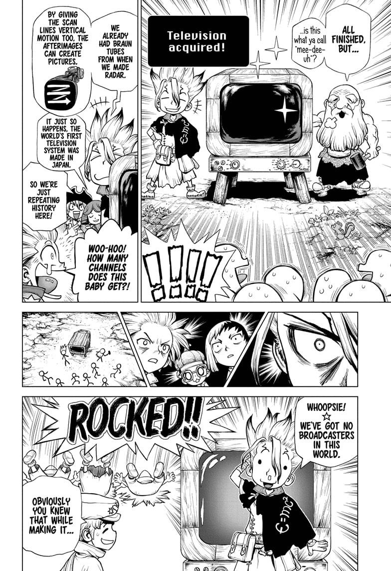 Dr. Stone Chapter 213 Page 6