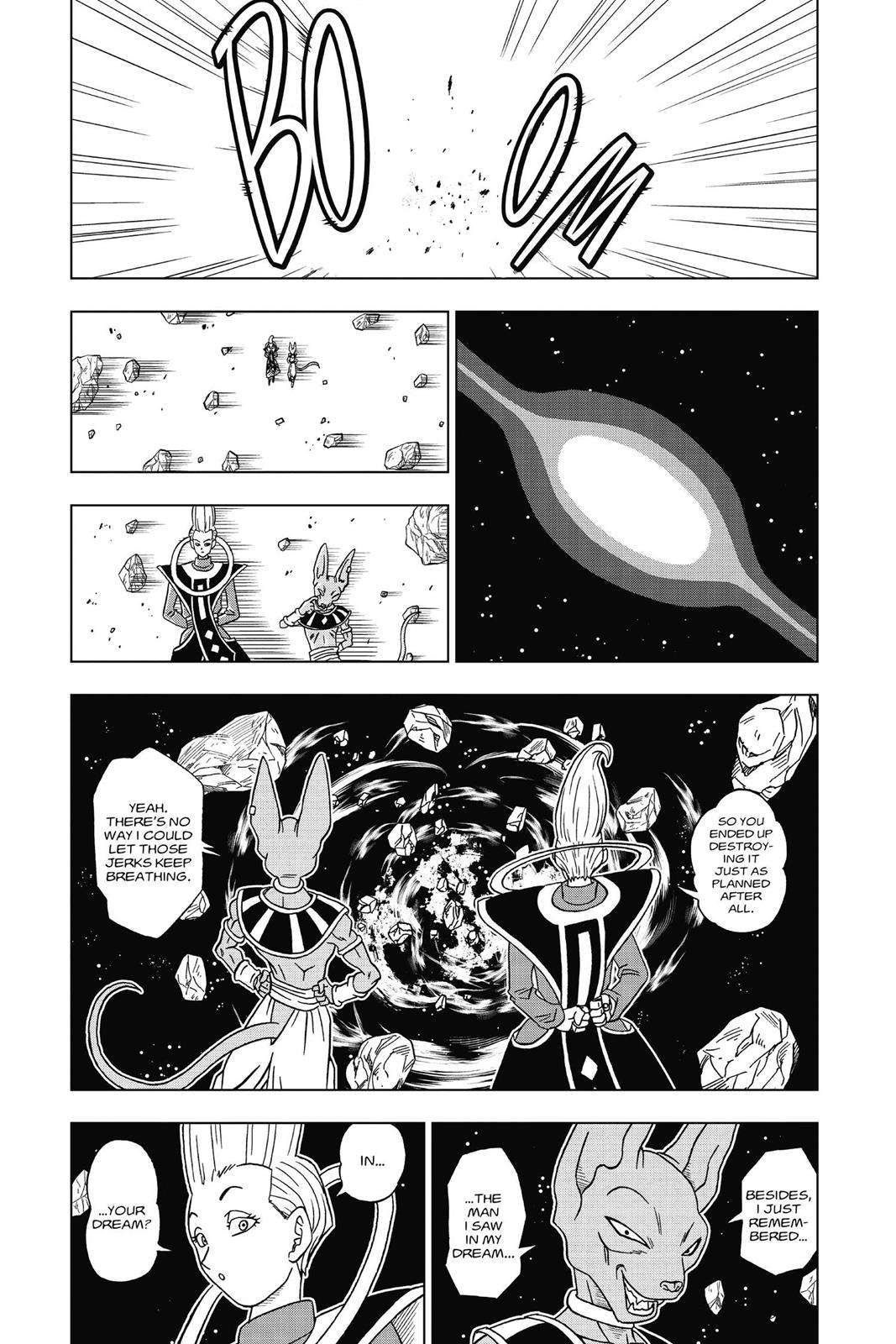 Dragon Ball Super Chapter 1 Page 18