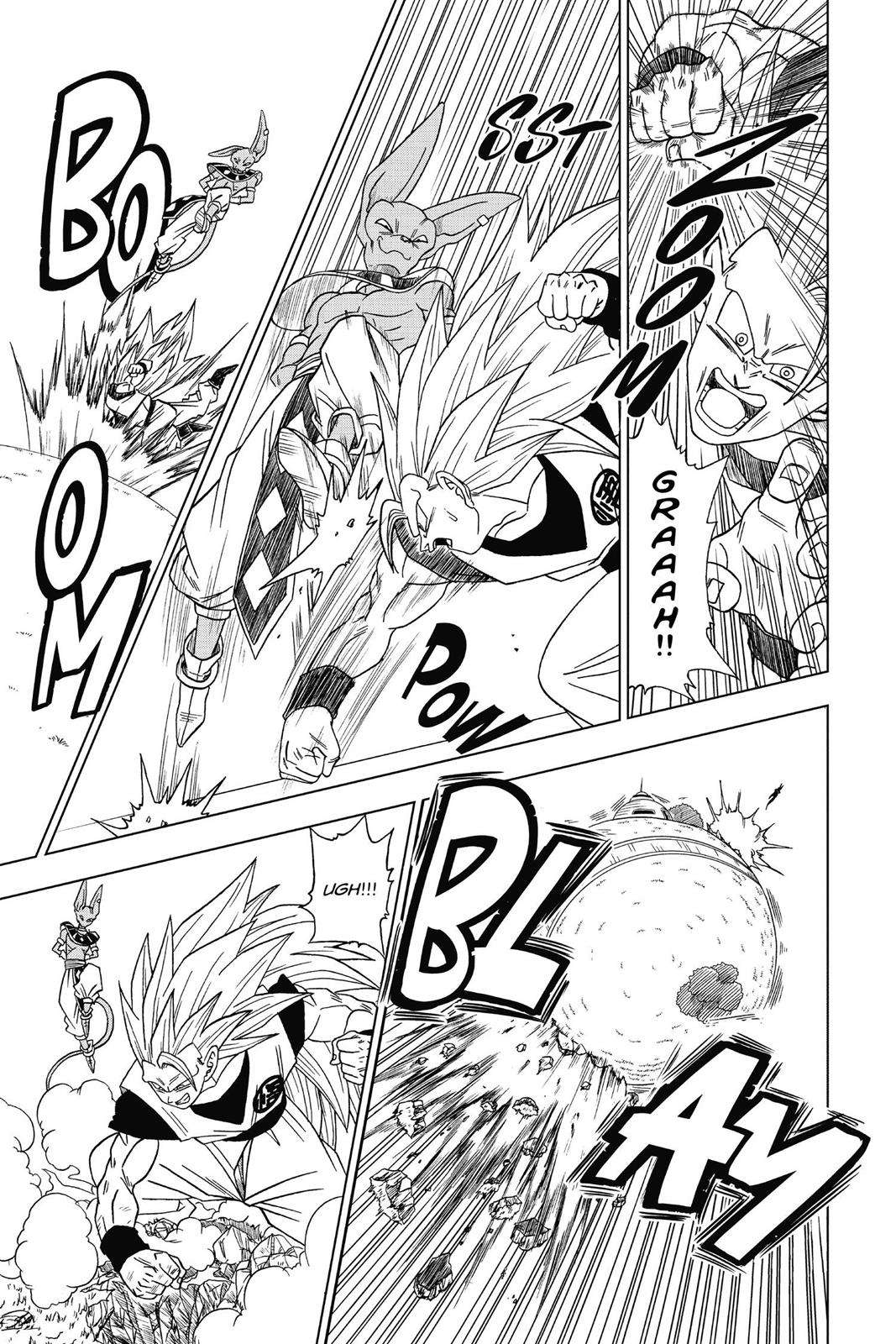 Dragon Ball Super Chapter 2 Page 11