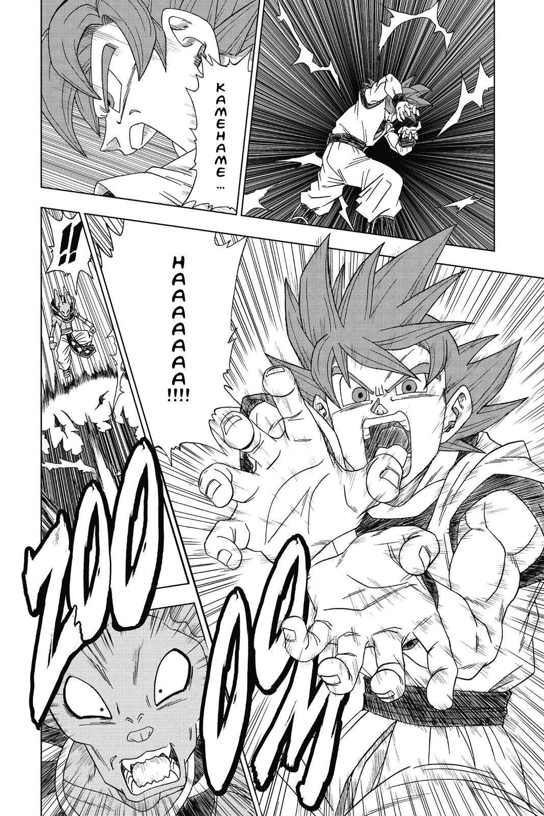 Dragon Ball Super Chapter 4 Page 14