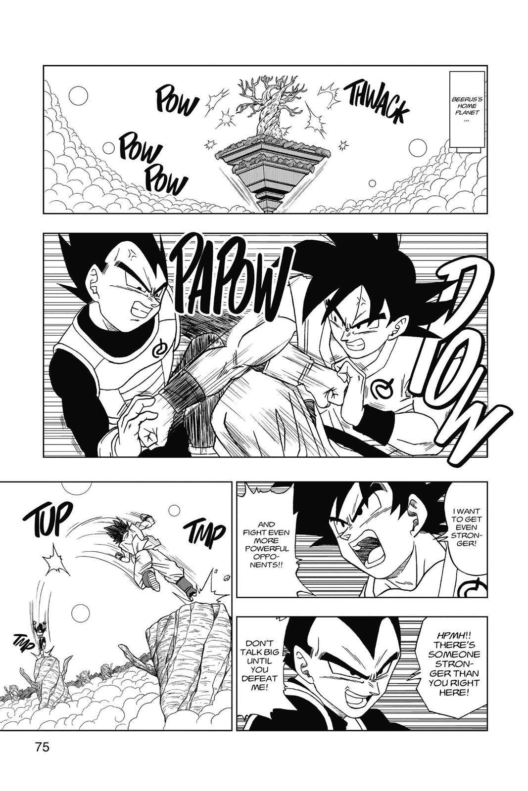 Dragon Ball Super Chapter 5 Page 2