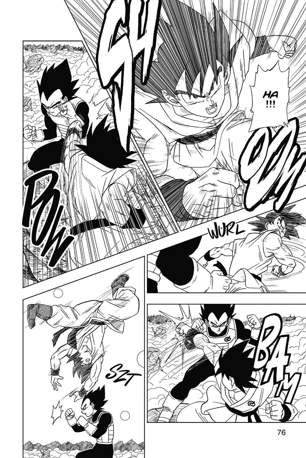 Dragon Ball Super Chapter 5 Page 3