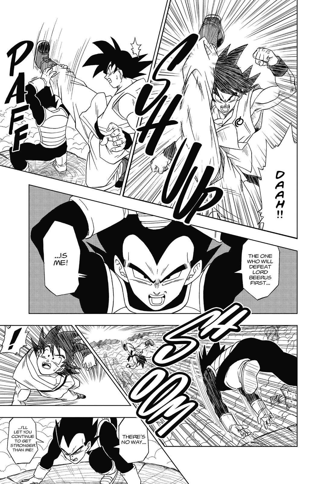 Dragon Ball Super Chapter 5 Page 4