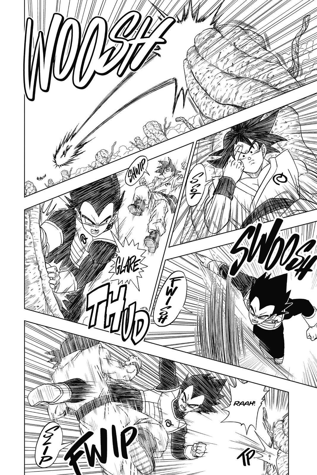 Dragon Ball Super Chapter 5 Page 5
