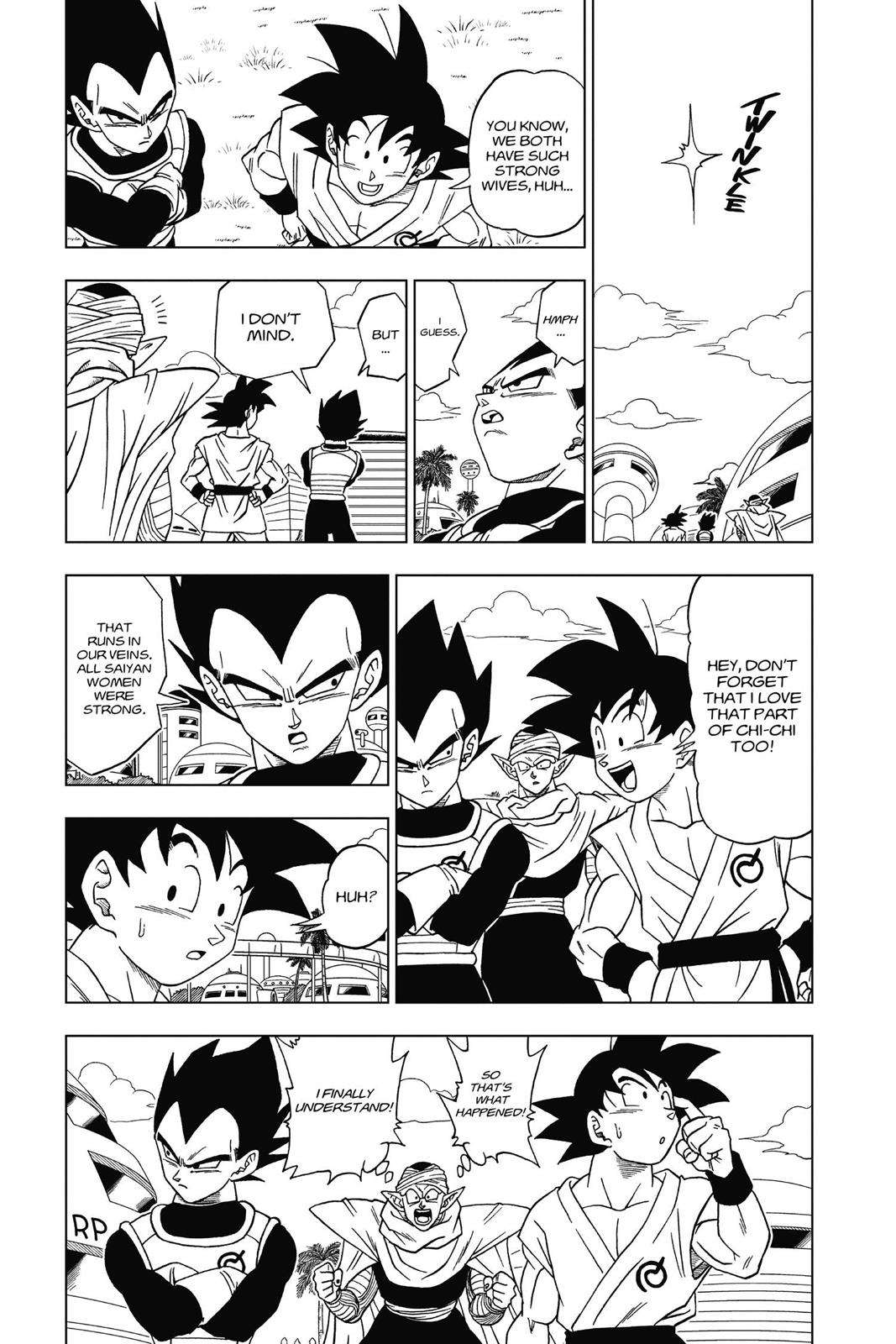 Dragon Ball Super Chapter 6 Page 18