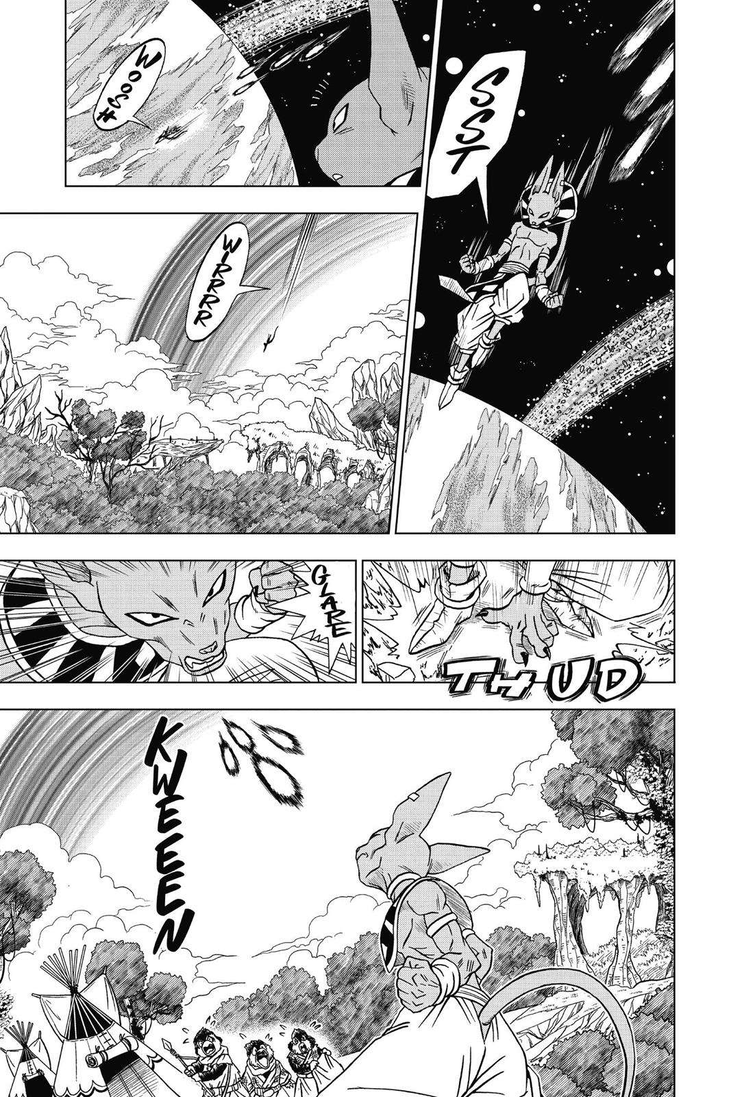 Dragon Ball Super Chapter 6 Page 3
